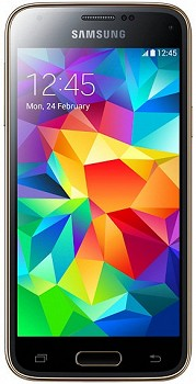 SAMSUNG GALAXY S5 MINI (SM-G800) 16GB GOLD