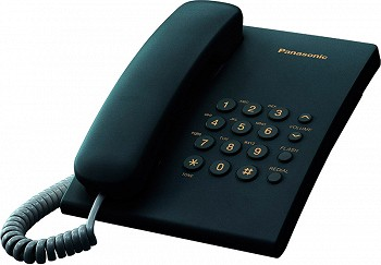სახლის ტელეფონი PANASONIC KX-TS2350UAB