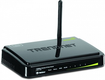 TRENDNET TEW-711BR (WIRELESS N150 ROUTER)