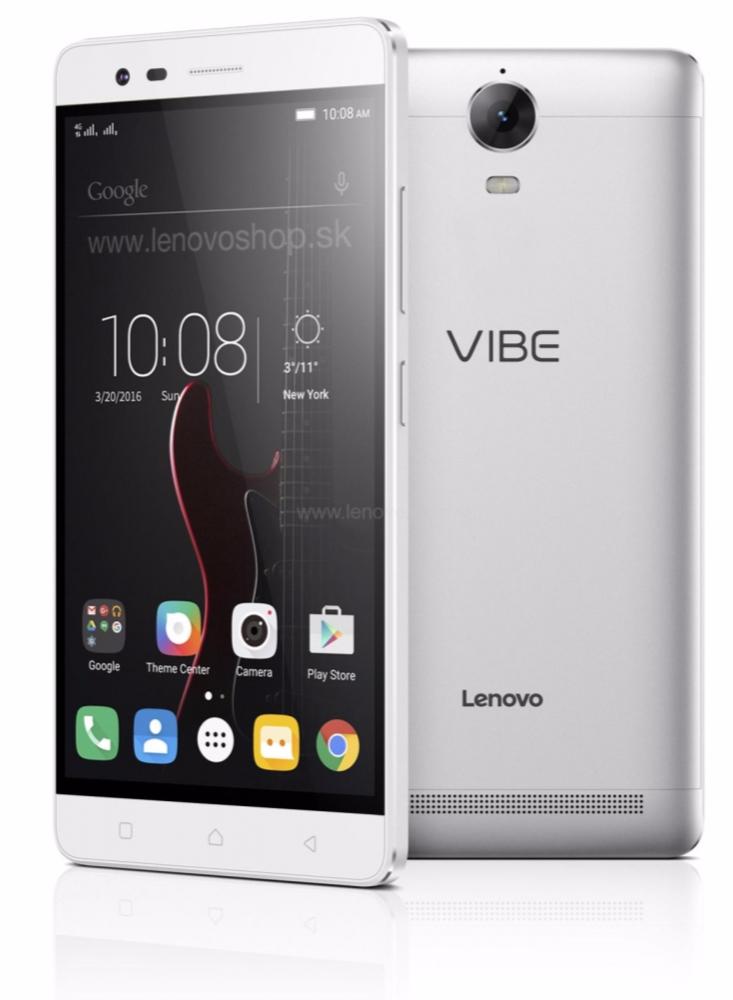 LENOVO VIBE K5 NOTE A7020 DUAL SIM LTE 32 GB SILVER