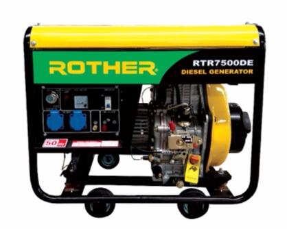 გენერატორი RTRMAX RTR7500DE