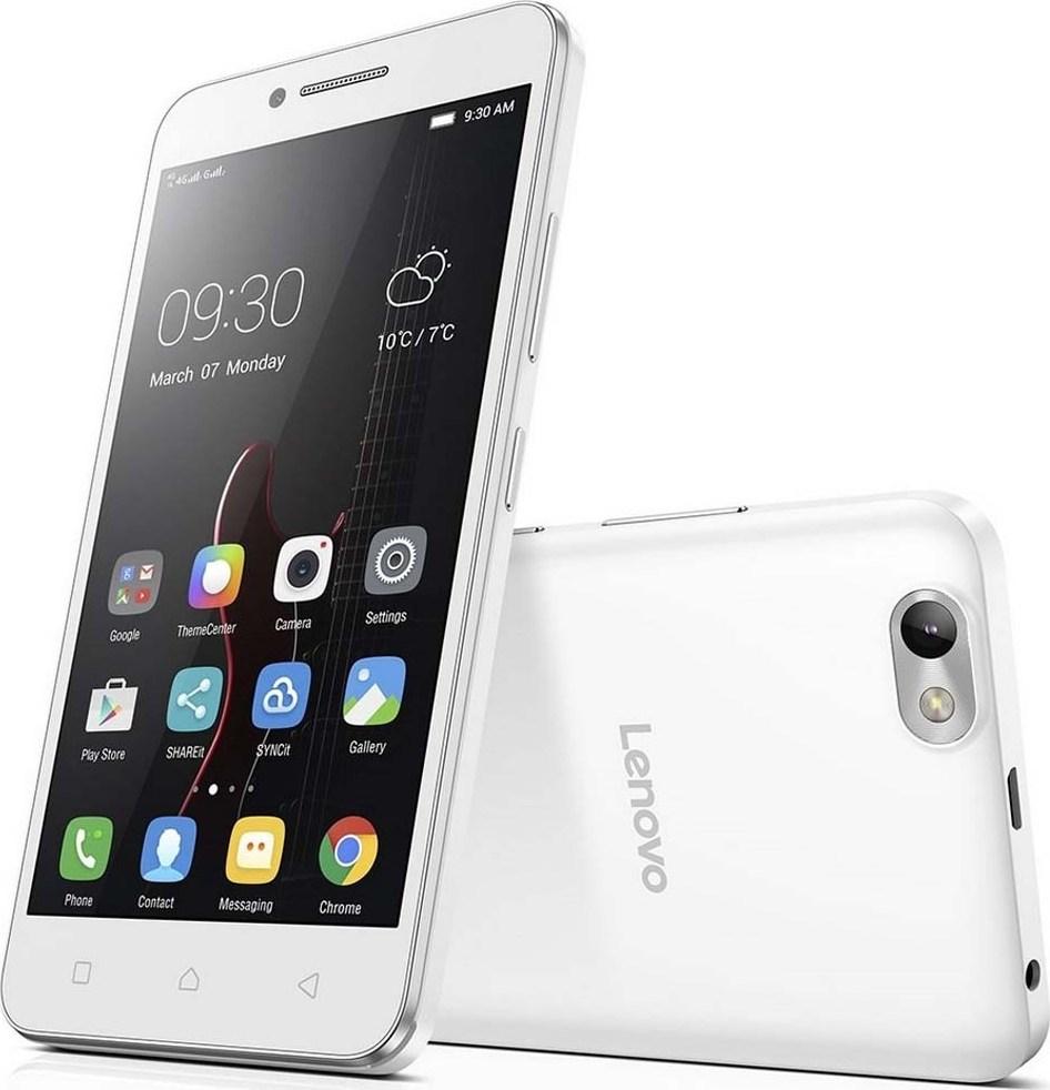 LENOVO VIBE C (A2020) 2 SIM LTE WHITE