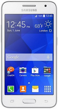 SAMSUNG GALAXY CORE 2 (SM-G355) 4GB WHITE