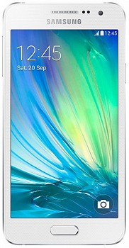 SAMSUNG GALAXY A3 (SM-A300F/DS) 16GB WHITE