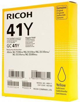 RICOH GC 41Y 405764 YELLOW