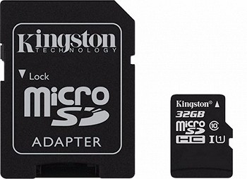 KINGSTON SD10G2 32 GB