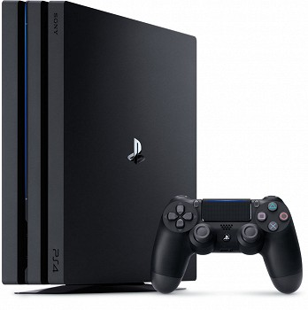 კონსოლი SONY PLAYSTATION PS4 PRO 1TB BLACK