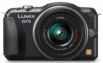PANASONIC LUMIX DMC-GF5KAEEK