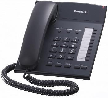სტაციონარული ტელეფონი PANASONIC KX-TS2382UAB