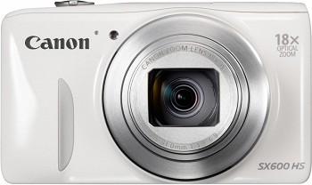 CANON POWERSHOT SX600 HS WHITE