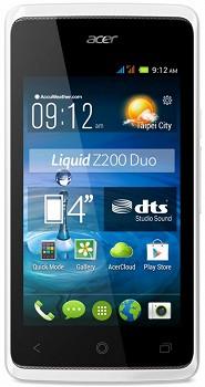 ACER LIQUID Z200 (HM.HG9ER.001) 4GB WHITE