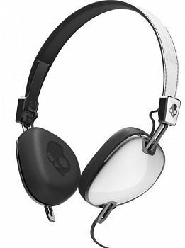 SKULLCANDY NAVIGATOR White/Black W/MIC3 (S5AVDM-074)