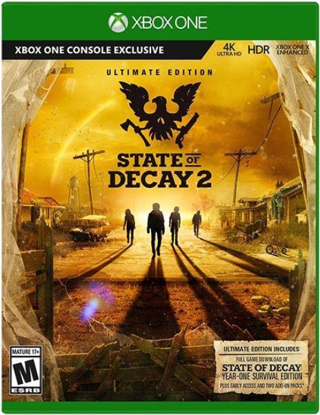 კონსოლის თამაში STATE OF DECAY 2 (XBOX ONE)