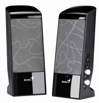 GENIUS SP-J200 BLACK SILVER