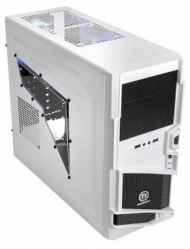 THERMALTAKE COMMANDER MS-I SNOW EDITION (VN40006W2N)