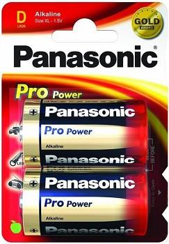 PANASONIC PRO POWER (LR20XEG/2BP)