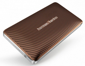 HARMAN KARDON ESQUIRE MINI BROWN (HKESQUIREMINIBRNEU)