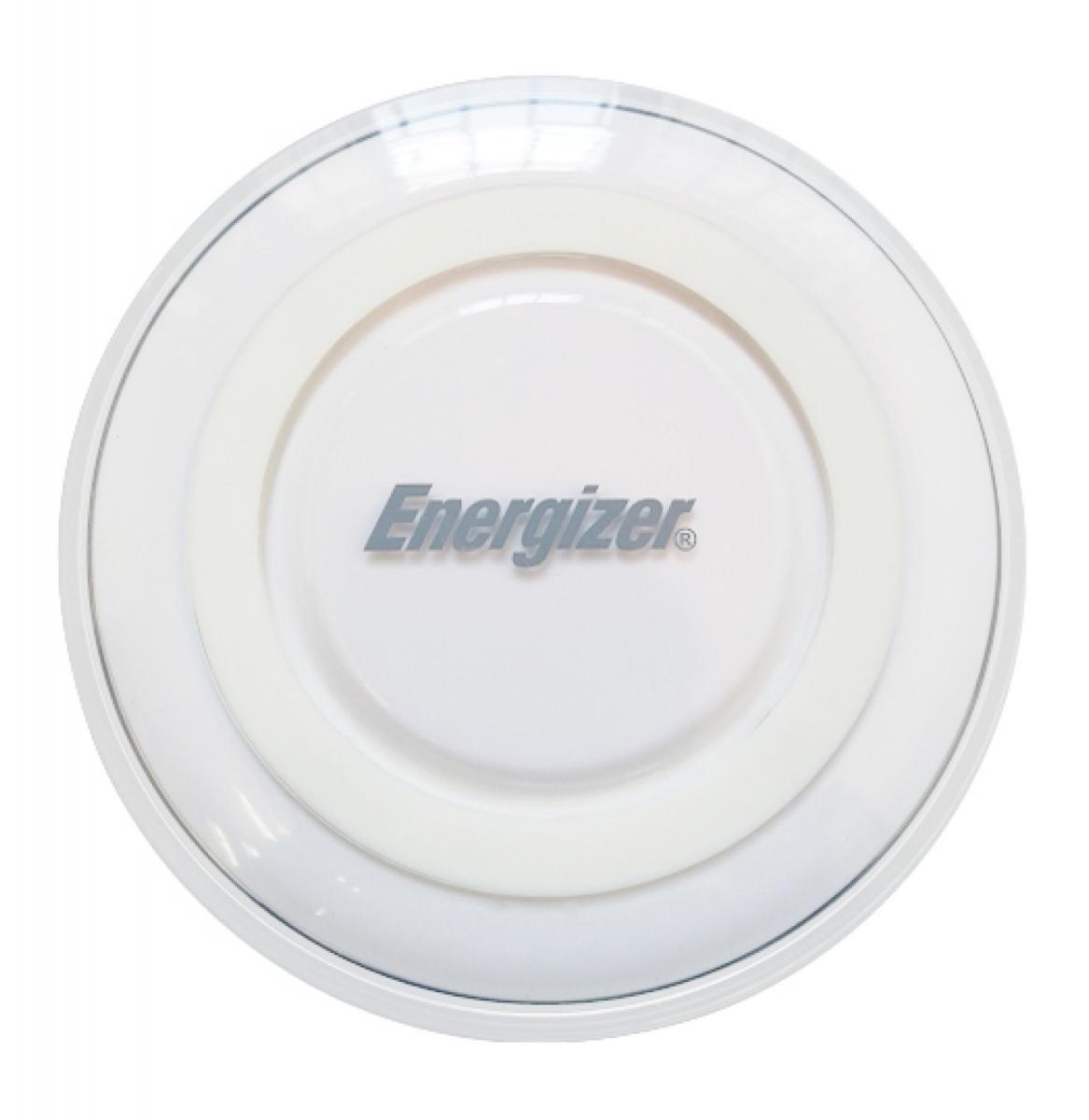უსადენო დამტენი ENERGIZER 5W WIRELESS CHARGER WHITE