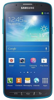 SAMSUNG GALAXY S4 ACTIVE (GT-I9295) 16GB BLUE