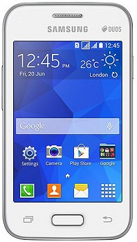 SAMSUNG GALAXY STAR 2 (SM-G130E) 4GB WHITE