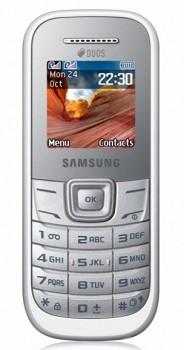 SAMSUNG E1202 WHITE