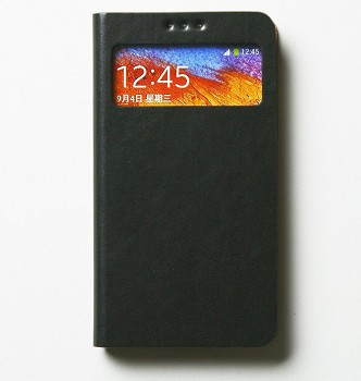 Zenus GALAXY NOTE 3 TOSCANA DIARY CASE Black