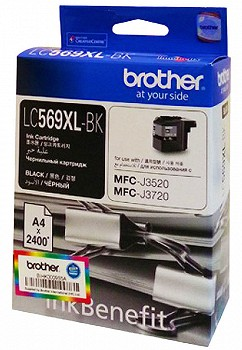 BROTHER LC569XL-BK