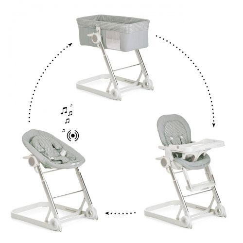 ბავშვის სკამ-მაგიდა ICOO GROW WITH ME (312247)