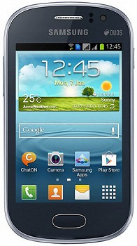 SAMSUNG GALAXY FAME (GT-S6812) 4GB BLUE