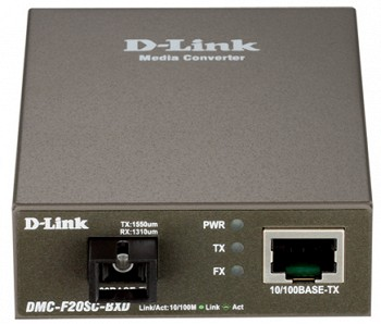 D-LINK DMC-F20SC-BXD