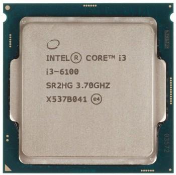 INTEL CORE I3 6100 (3 MB ქეშ მეხსიერება, 3.7 GHZ) BOX