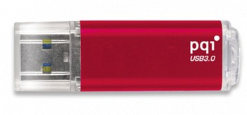 PQI TRAVELING DISK U273V 64 GB RED (627V-064GR9001)