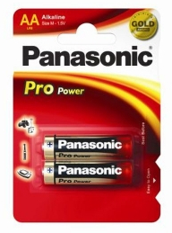 PANASONIC PRO POWER (LR6PPG/2BP)