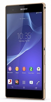 SONY XPERIA T2 ULTRA DUAL (D5322) 8GB GOLD