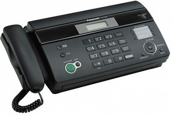 PANASONIC KX FT984UA BLACK