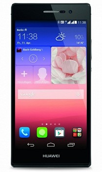 HUAWEI ASCEND P7 DUAL 16GB BLACK