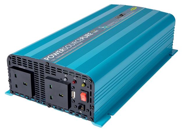 მანქანის ენერგიის გარდამქმნელი RING REINVP600