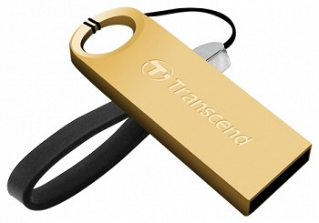 TRANSCEND JETFLASH 520 32 GB GOLD