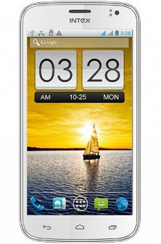 INTEX AQUA I5 4GB WHITE