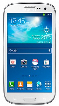 SAMSUNG GALAXY S3 DUOS (I9300) 16GB WHITE