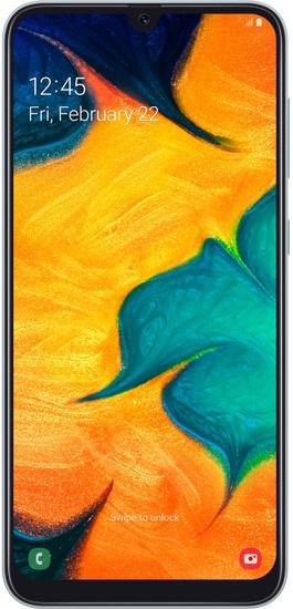 მობილური ტელეფონი SAMSUNG GALAXY A30 (A305FD) 32GB WHITE