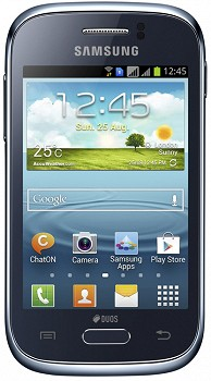 SAMSUNG S6312 GALAXY YOUNG DUOS DEEP BLUE