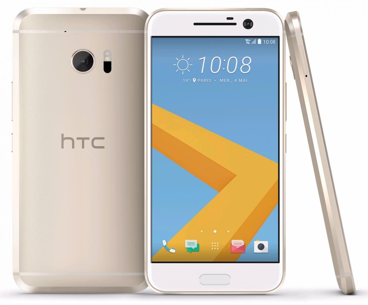 HTC 10 32GB LTE TOPAZ GOLD