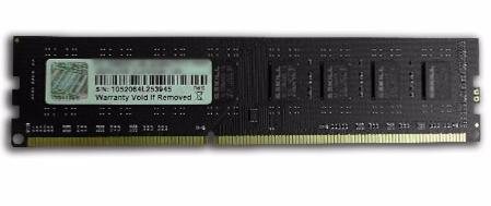 G.SKILL DDR3 4 GB 1333 MHZ (F3-10600CL9S-4GB)