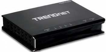 TRENDNET TDM-C504 (ADSL2+ MODEM ROUTER)