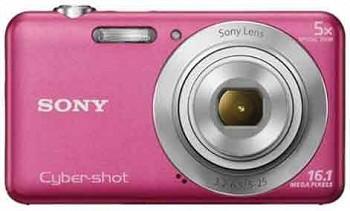 SONY CYBER-SHOT DSC-W710 PINK