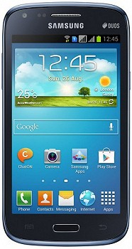 SAMSUNG GALAXY CORE (GT-I8262) 8GB BLUE