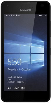 MICROSOFT LUMIA 550 8GB BLACK