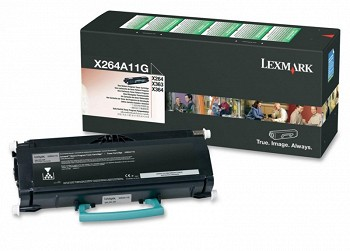 LEXMARK X264A11G RETURN PROGRAM TONER