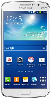 SAMSUNG G7102 GALAXY GRAND 2 WHITE